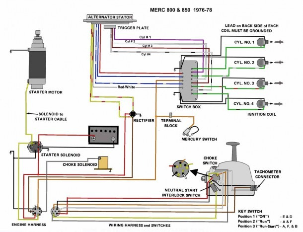 Mercruiser Shifter Wiring Diagram