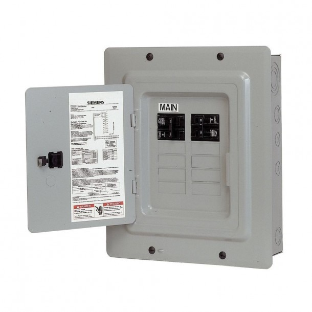 Siemens 100 Amp 10