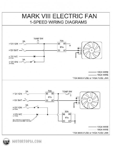 Spal Fan Wiring Diagram Single At Orbit Random