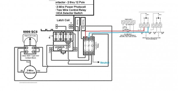 Square D Lighting Contactor Wiring Diagram Fitfathers Me Fancy