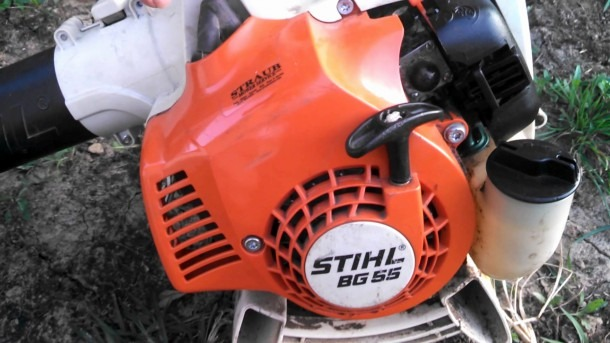 50 Elegant Stihl Bg55 Blower Parts Diagram