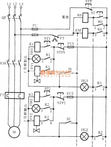 Wiring Diagram For Sump Pump