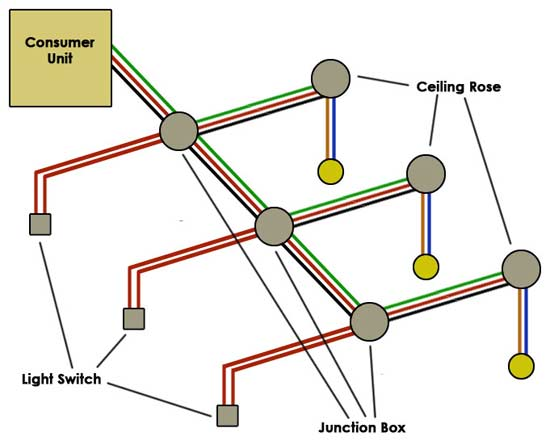 Light Schematic Wiring Diagram