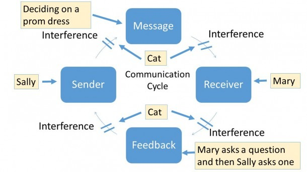 Elaborate  The Communication Process  Uths Demo Course