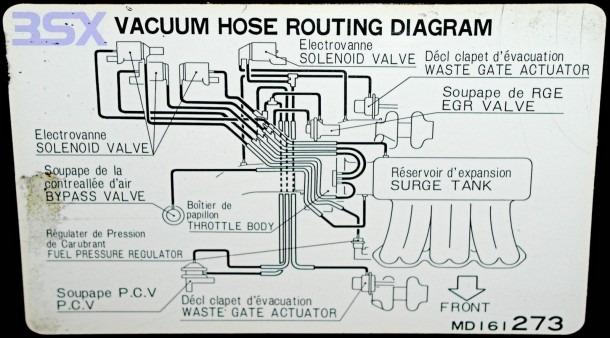 Car Engine Vacuum Line Basics