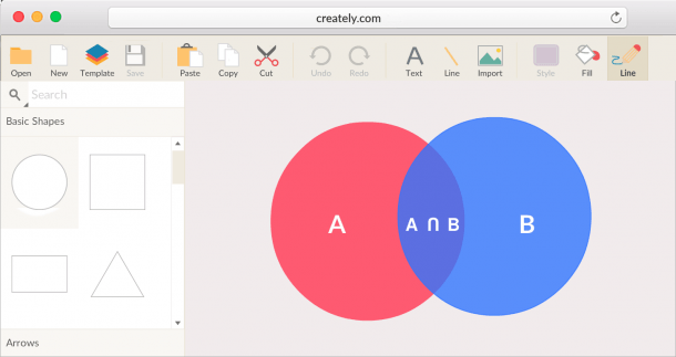 Venn Diagram Maker To Create Venn Diagrams Online