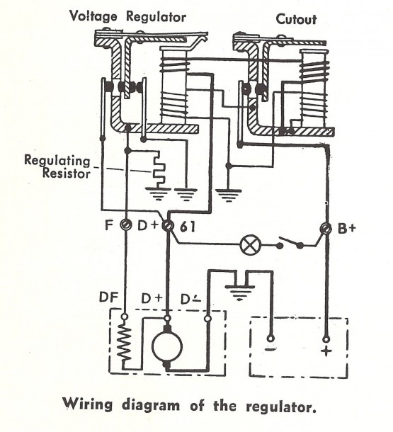 Hyster Voltage Regulator Wiring Diagram