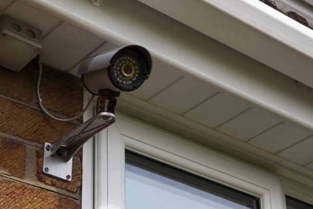 Where Should Home Security Cameras Be Installed