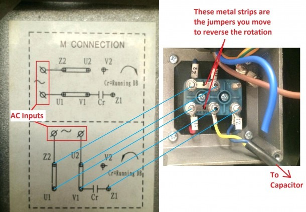220 Single Phase Motor Wiring Diagram