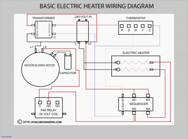 Old Furnace Wiring Diagram | Repair Manual on