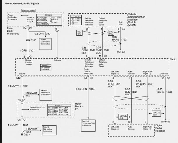 2007 Chevy 2500hd Wiring Diagram