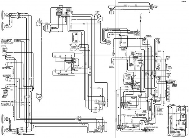 1963 Nova Horn Relay Wiring Diagram