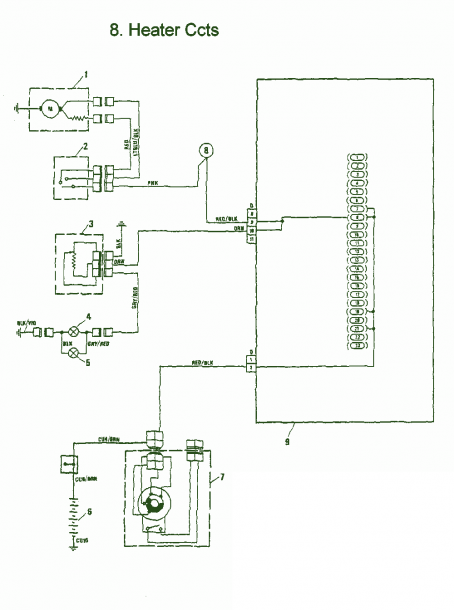 Fiat X19 Wiring Diagram