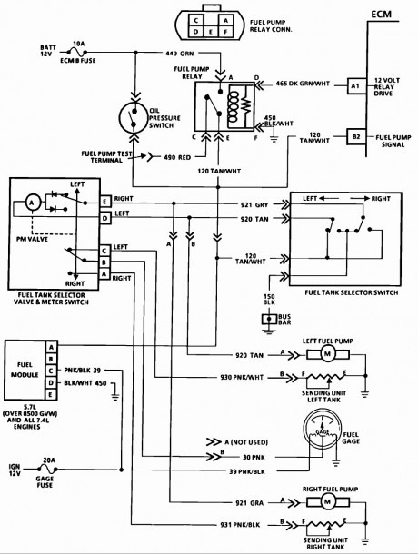 Injection Pump Wiring Diagram