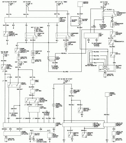 95 Accord Engine Diagram