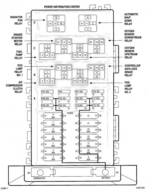 Jeep Yj 4 0 Engine Diagram