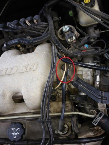 04 Pontiac Grand Am Engine Diagram