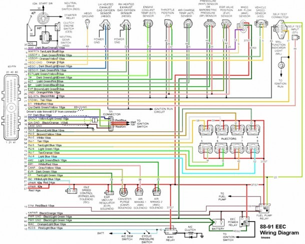 02 Mustang Wiring Diagram