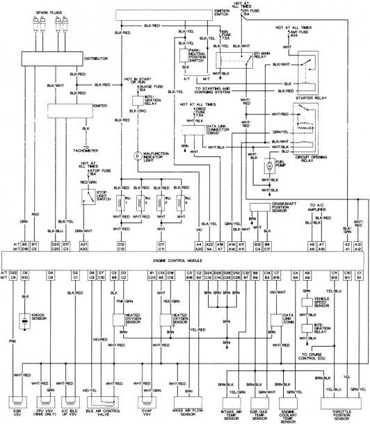 Toyota Wiring Diagrams Pdf