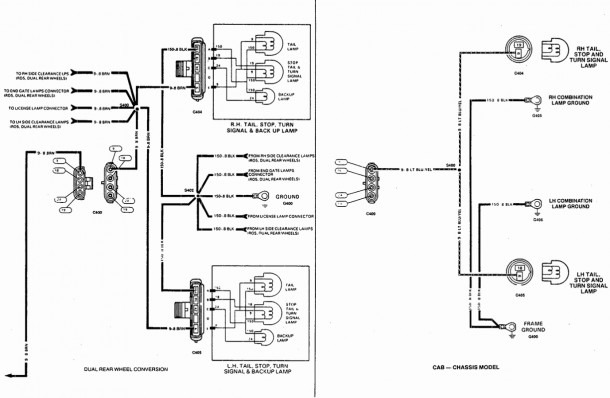 2004 Chevy Silverado 1500 Trailer Wiring Diagram