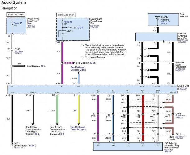 Honda Wire Harness Diagram