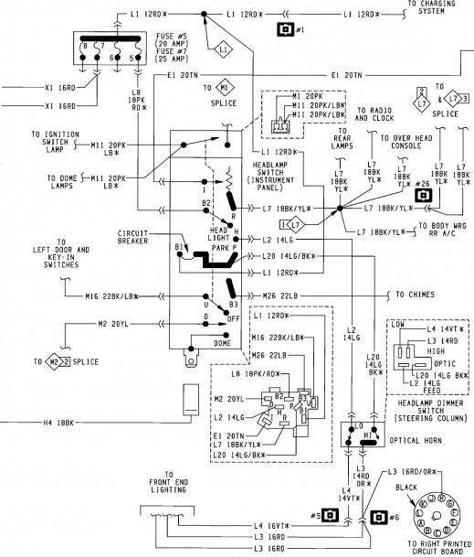05 Chrysler 300 Ignition Wiring Diagram