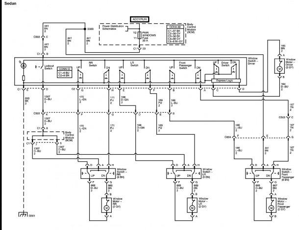 2006 Saturn Ion Drivers Door Wire Harness