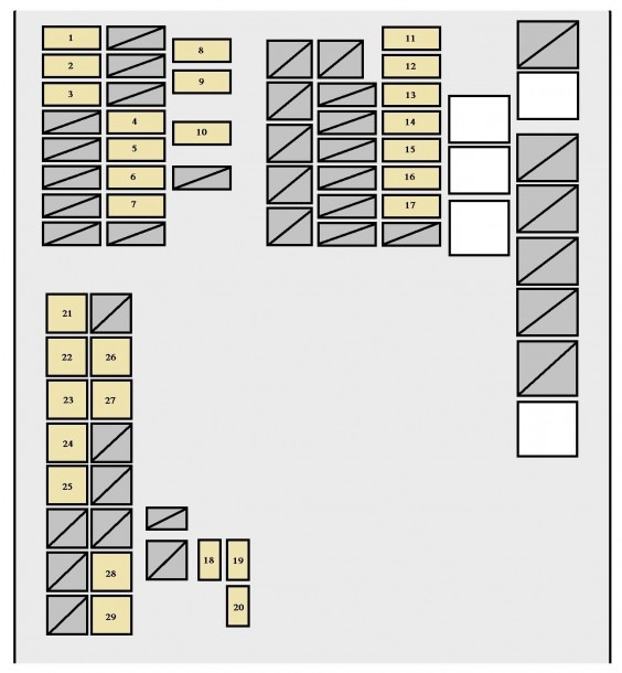 Scion Tc Fuse Box Diagram