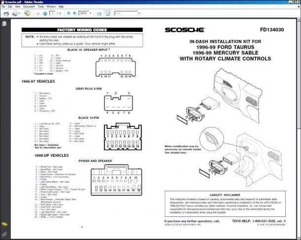 ford fusion radio wiring diagram ford fusion stereo wiring color diagrams 2007 ford fusion wiring diagram #8
