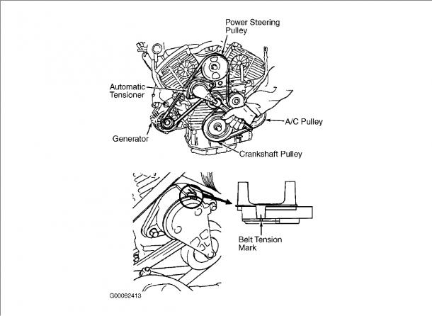 On A 2002 Kia Optima Se V6 2 7 Motor, I Need To Know How To Put On