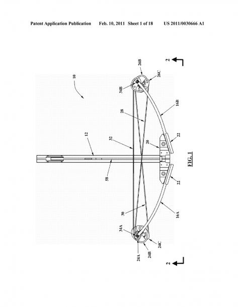 Compound Crossbow Diagram