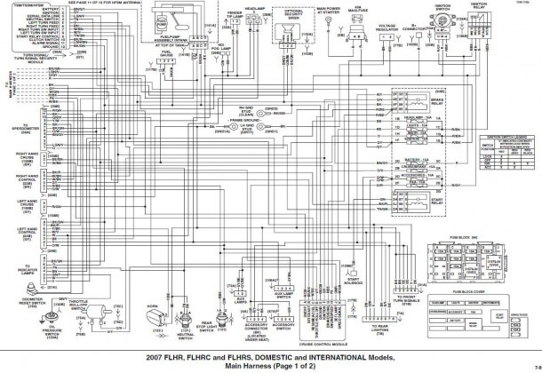 2013 Road Glide Wire Diagram  U2013 Best Diagram Collection