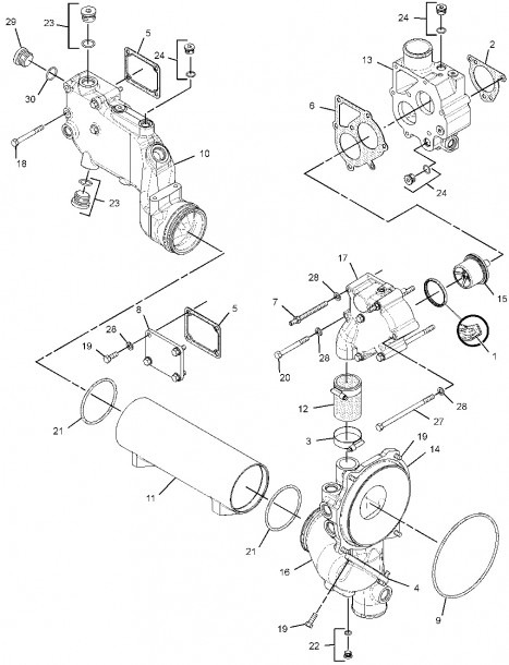 Cat C13 Acert Engine Diagrams – Vehicle Wiring Diagrams