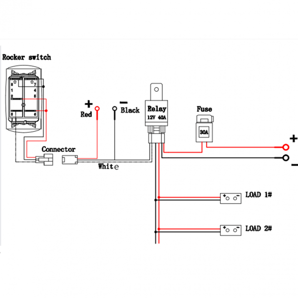 12v Lighting Diagram