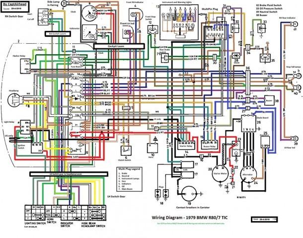 Bmw Factory Wiring Diagram - Wiring Diagrams