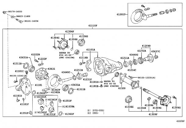 Toyota Hiluxln166r