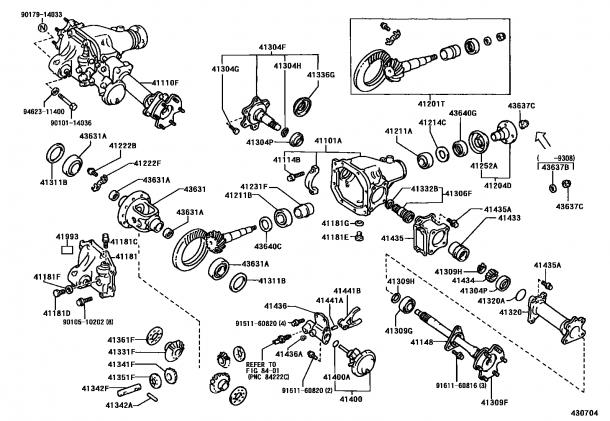 Toyota Hilux (jpp) Kzn130r