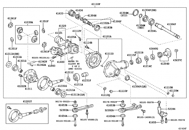 Toyota Hiluxkun26r