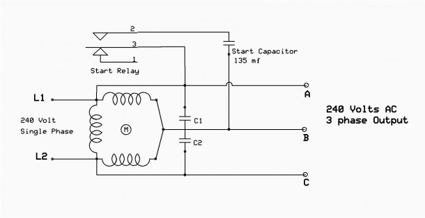 220 Volt Motor Wiring Diagram 12 Lead