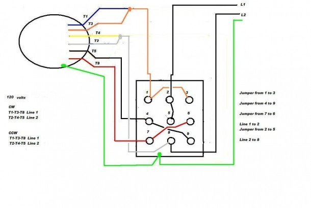 480v 3 Phase Motor Wiring Diagram