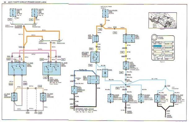 C3 1978 Wiring Diagram