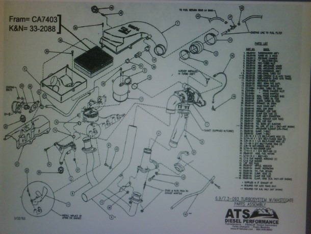 73 Idi Parts Diagram