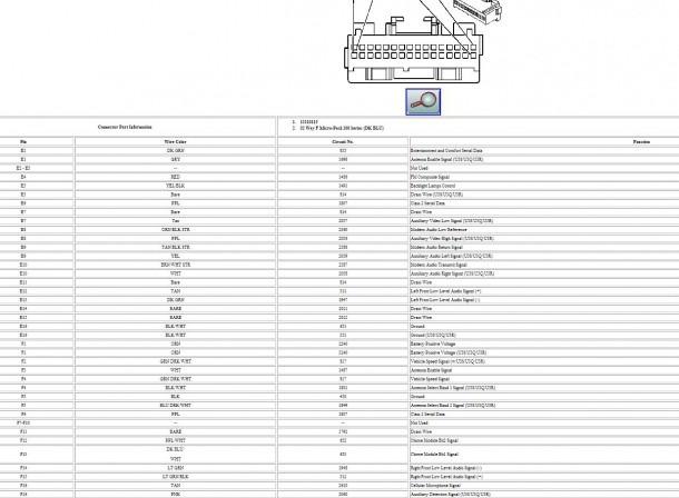 Cadillac Bose Amp Wiring Diagram