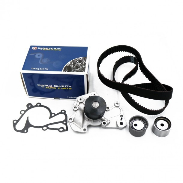 Amazon Com  Timing Belt Water Pump Kit Fits 01