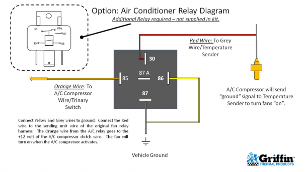 Ac Relay Switch Wiring