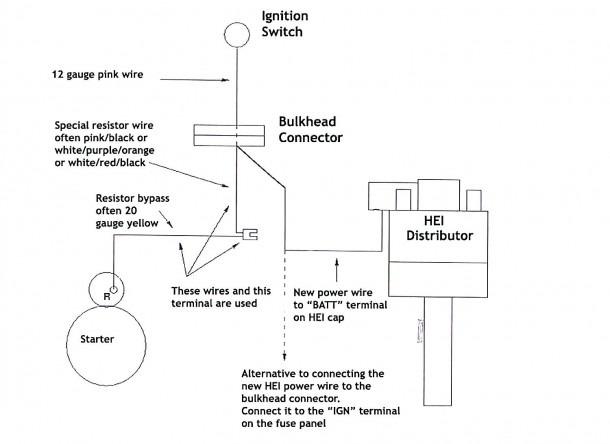Gm Hei Wiring Connectors