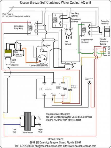 Wiring Diagrams For Hvac Units