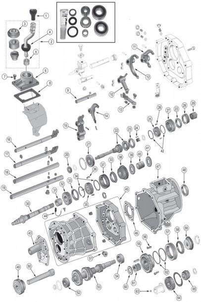 1997 Jeep Cherokee Parts Diagram