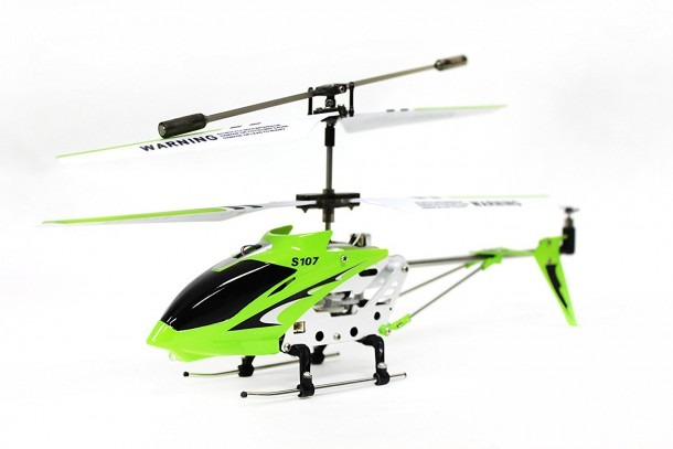 Us Syma S107 3 Channel Rc Helicopter With Gyro