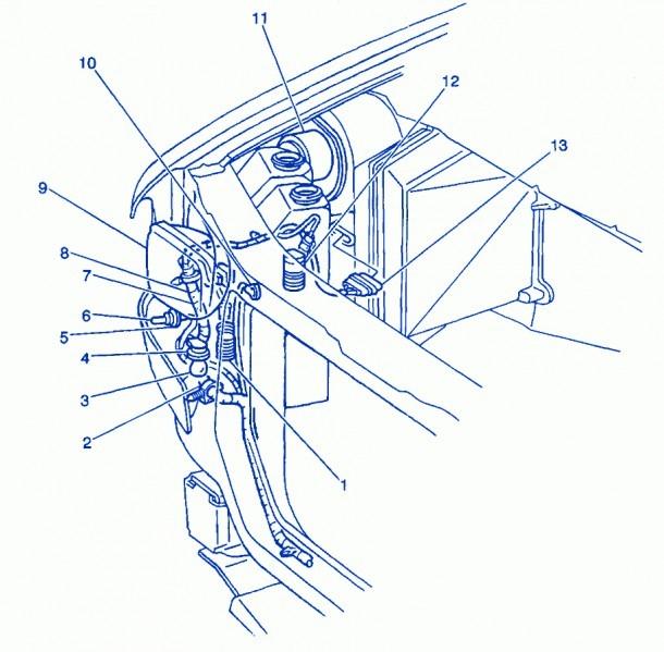 Chevy Astro Van Engine Diagram